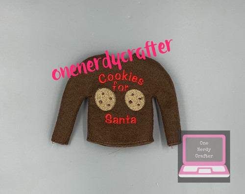 Cookies Elf Sweater