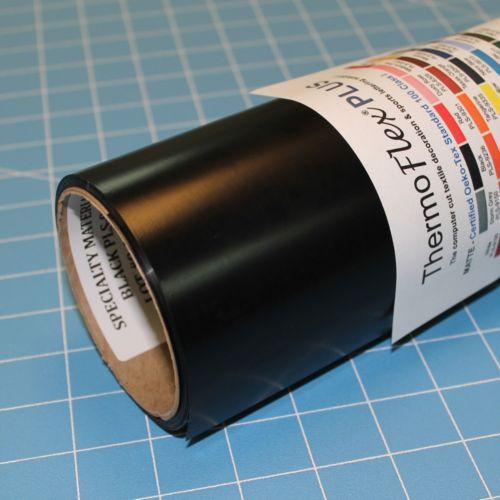 "Black Thermo Flex Plus 15"" x 90' Roll"