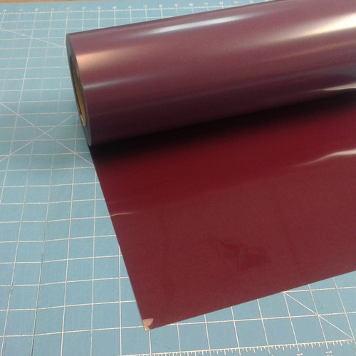 "Maroon Siser EasyWeed 15"" Roll (Click for Lengths)"