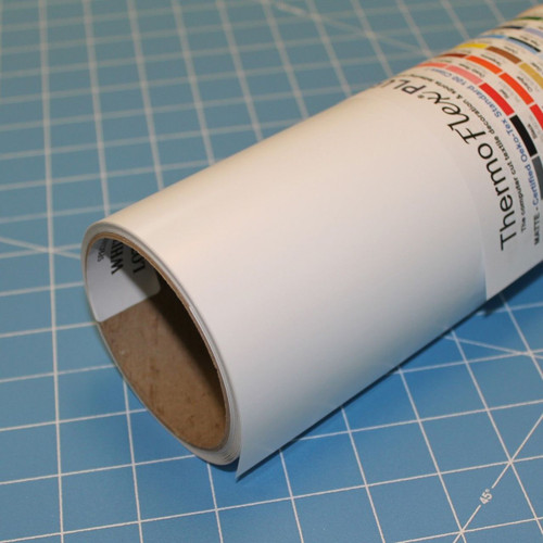 "White Thermoflex 15"" Roll (Click for Lengths)"