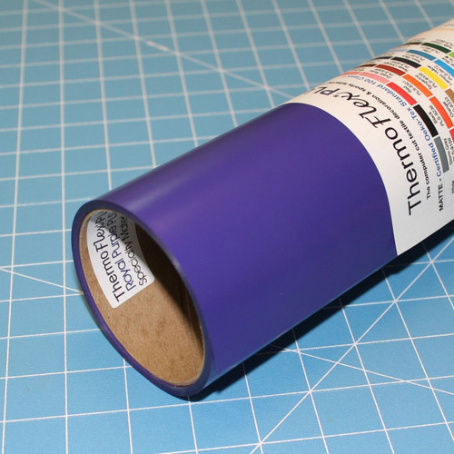 """Purple Thermoflex 15"""" Roll (Click for Lengths)"""