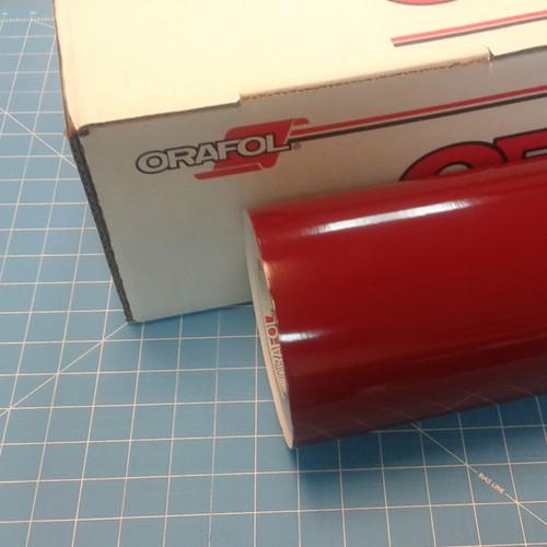 Burgundy Oracal 651 Sign Vinyl (select length & width)