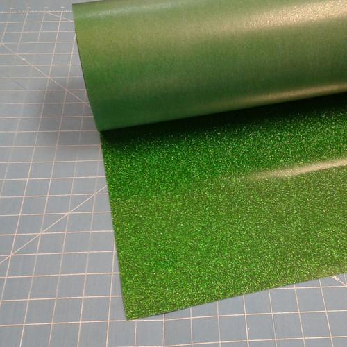 """Green Siser Glitter 20"""" Roll (Click for Lengths)"""