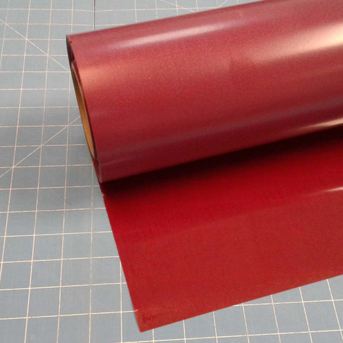 "Cardinal Red Siser EasyWeed 15"" Roll (Click for Lengths)"