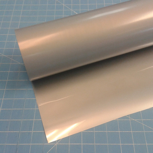 "Silver Siser Stretch 15"" Roll (Click for Lengths)"