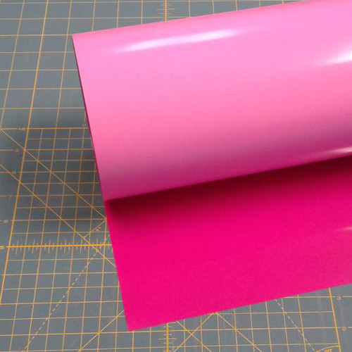"Passion Pink Siser Stretch 15"" Roll (Click for Lengths)"