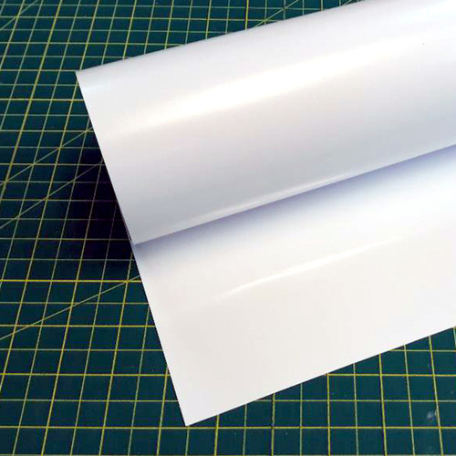 """White Stellar Heat Transfer Vinyl 15"""" Roll (Click for Lengths)"""