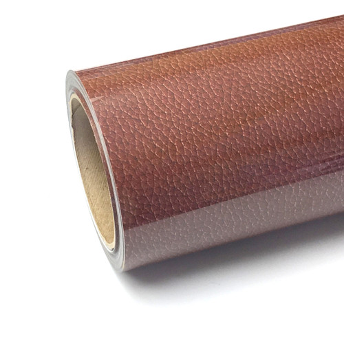 "Brown Leather Thermoflex Fashion Patterns 12"" Roll (Click for Lengths)"