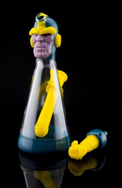 Saiyan Glass Thanos Jammer Set