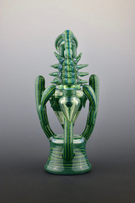 Darby Holm Glass - Scorpion Recycler