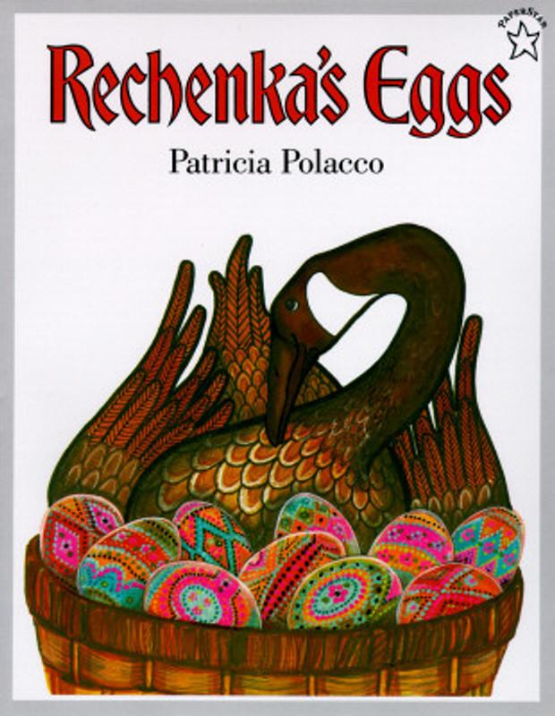RECHENKA'S EGGS (hardcover)