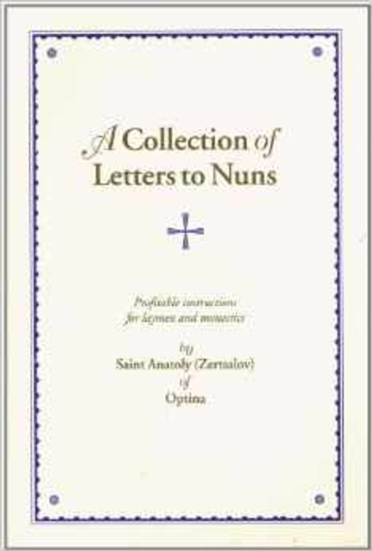 A COLLECTION OF LETTERS TO NUNS