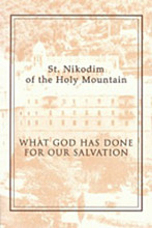 WHAT GOD HAS DONE FOR OUR SALVATION