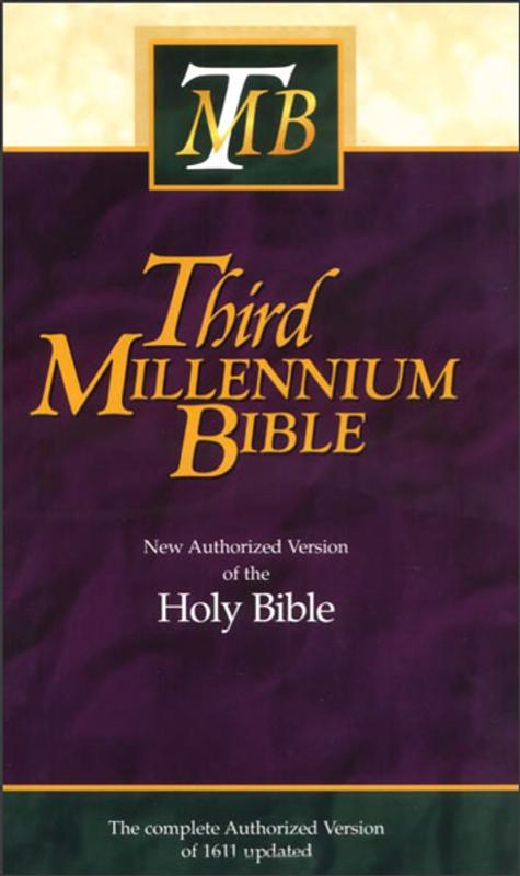 THIRD MILLENNIUM BIBLE