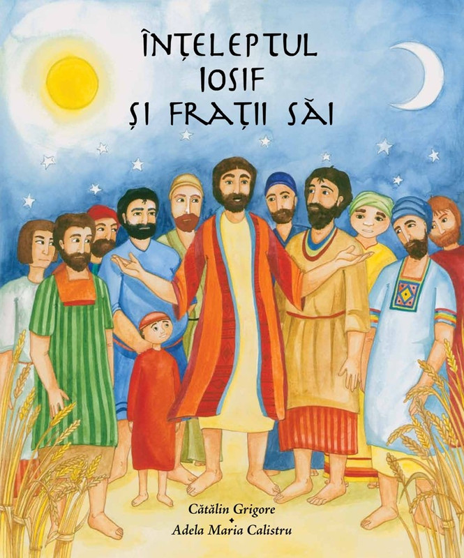 WISE JOSEPH AND HIS BROTHERS (Romanian language version)