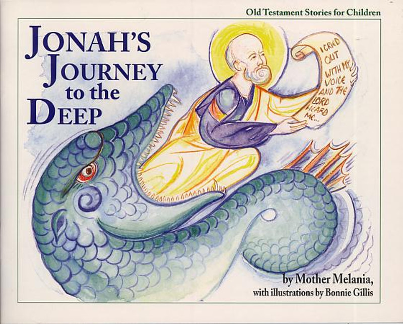 JONAH'S JOURNEY TO THE DEEP