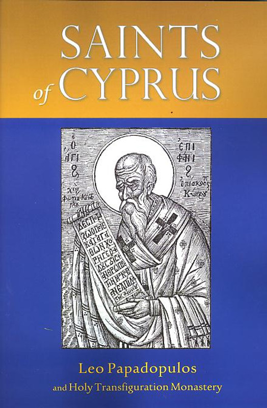 SAINTS OF CYPRUS