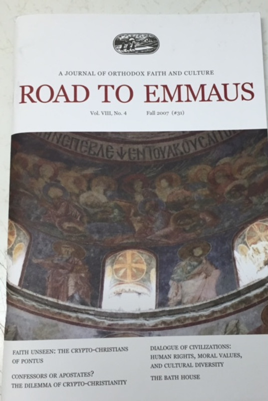 Faith Unseen; The Crypto-Christians (Road to Emmaus)