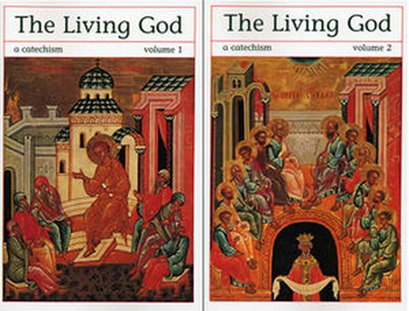 The Living God; Two Volume Set