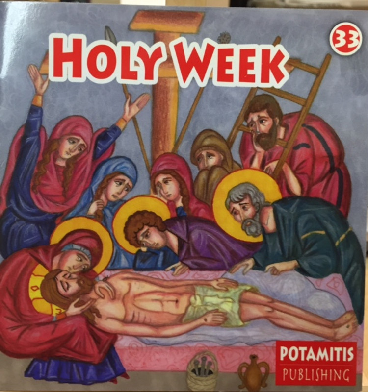 Potatmitis Holy Week