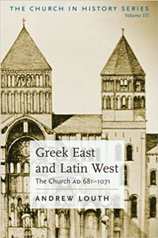 GREEK EAST AND THE LATIN WEST