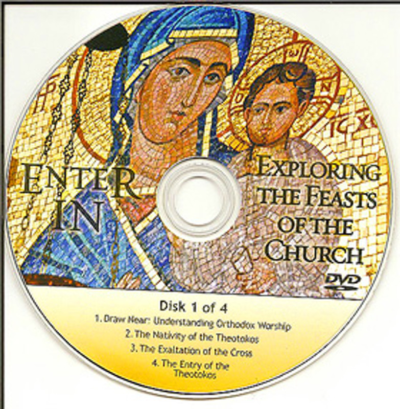 ENTER IN: Exploring the Feasts of the Church (Set of 4 DVDs)