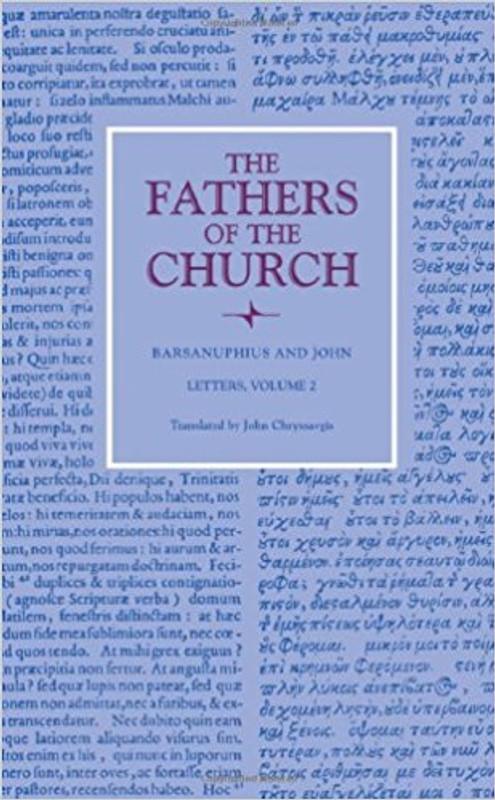 BARSANUPHIUS AND JOHN, LETTERS, V2