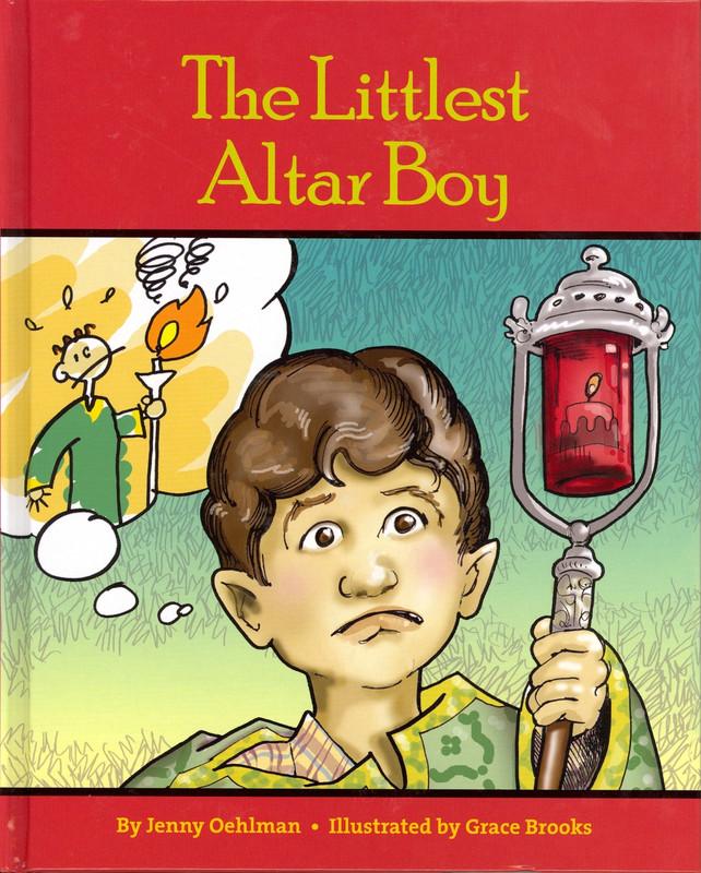 THE LITTLEST ALTAR BOY