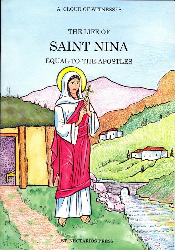 THE LIFE OF SAINT NINA, EQUAL-TO-THE-APOSTLES
