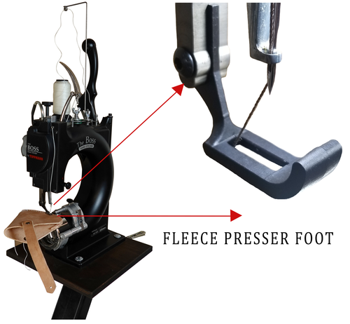 Fleece Presser Foot