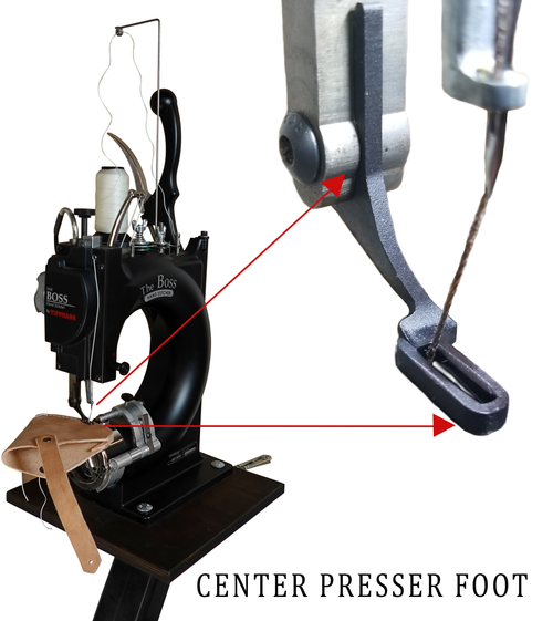 center Presser Foot