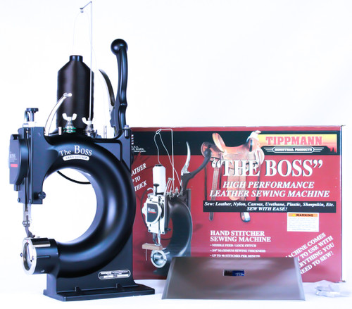 Tippmann Boss Sewing Machine with Flatbed Assembly