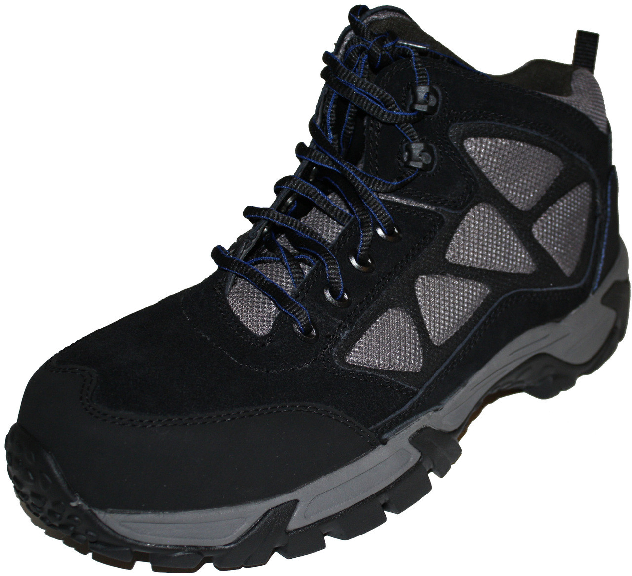 5516bb29a9c Wolverine W10166 Mens Flywheel Mid Composite Toe EH Work Boot