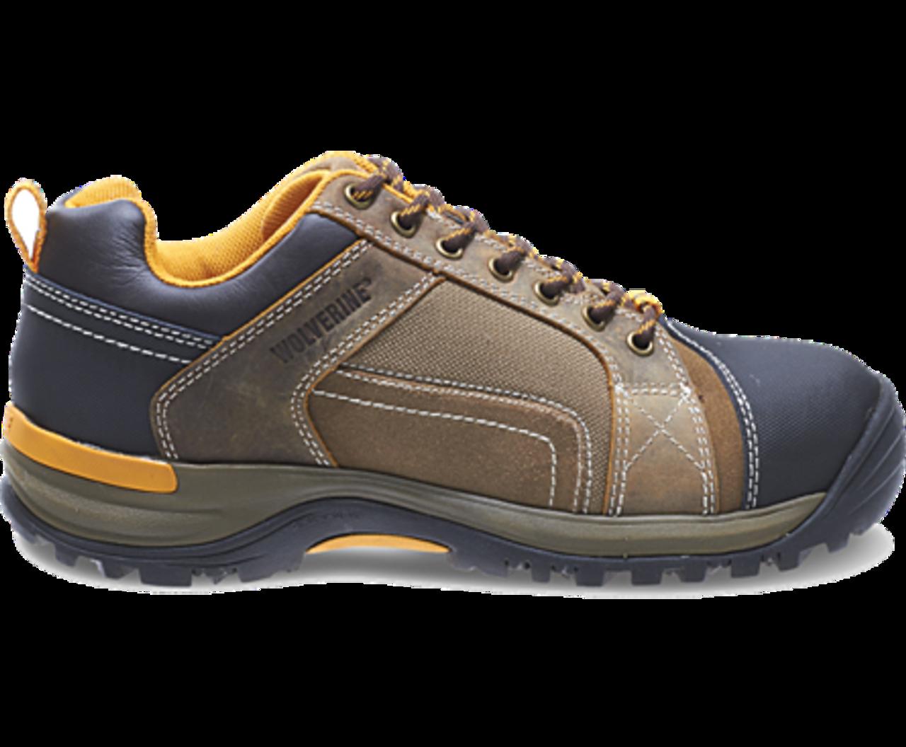 adc9b8c3ac1 Wolverine W10240 Mens Chisel Low-Cut Steel-Toe Electrical Hazard Work Shoe