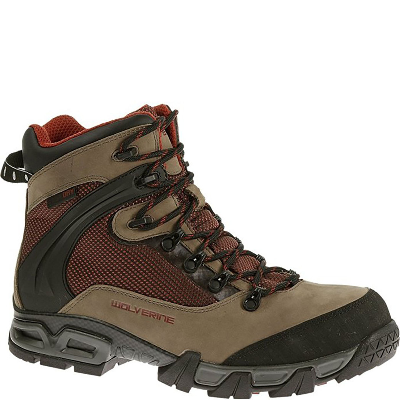 1e1a8a996c0 Wolverine W10398 Mens Cannon WPF Composite Toe Hiker Real Work Boot