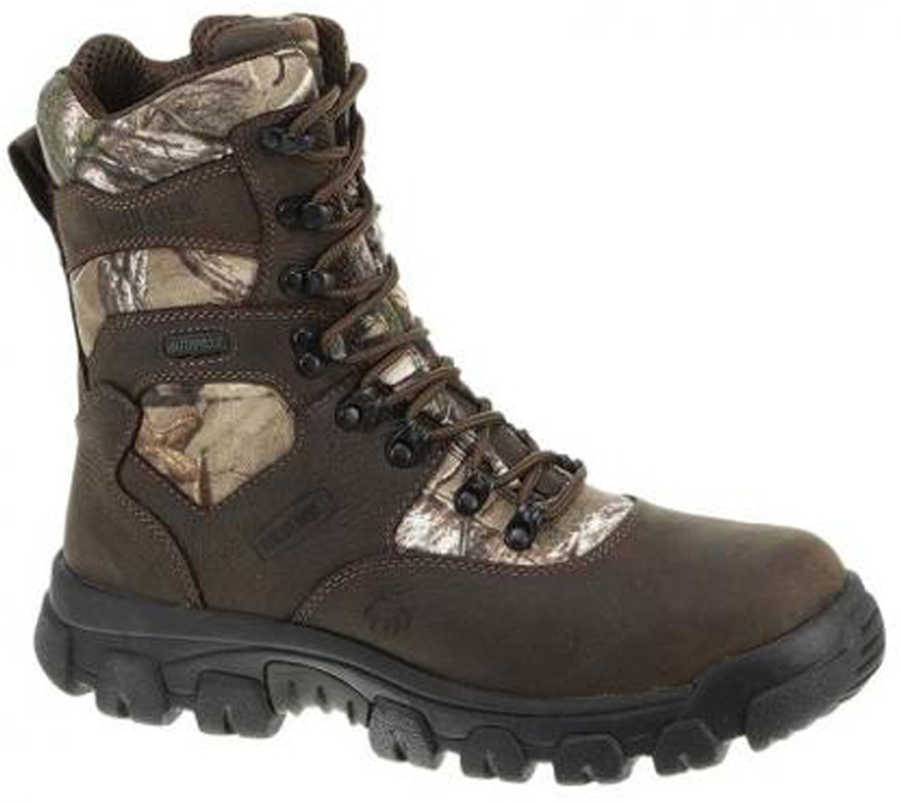3b76a8a9521 Wolverine W30083 Mens Hawthorne 8 Inch Hunting Boots