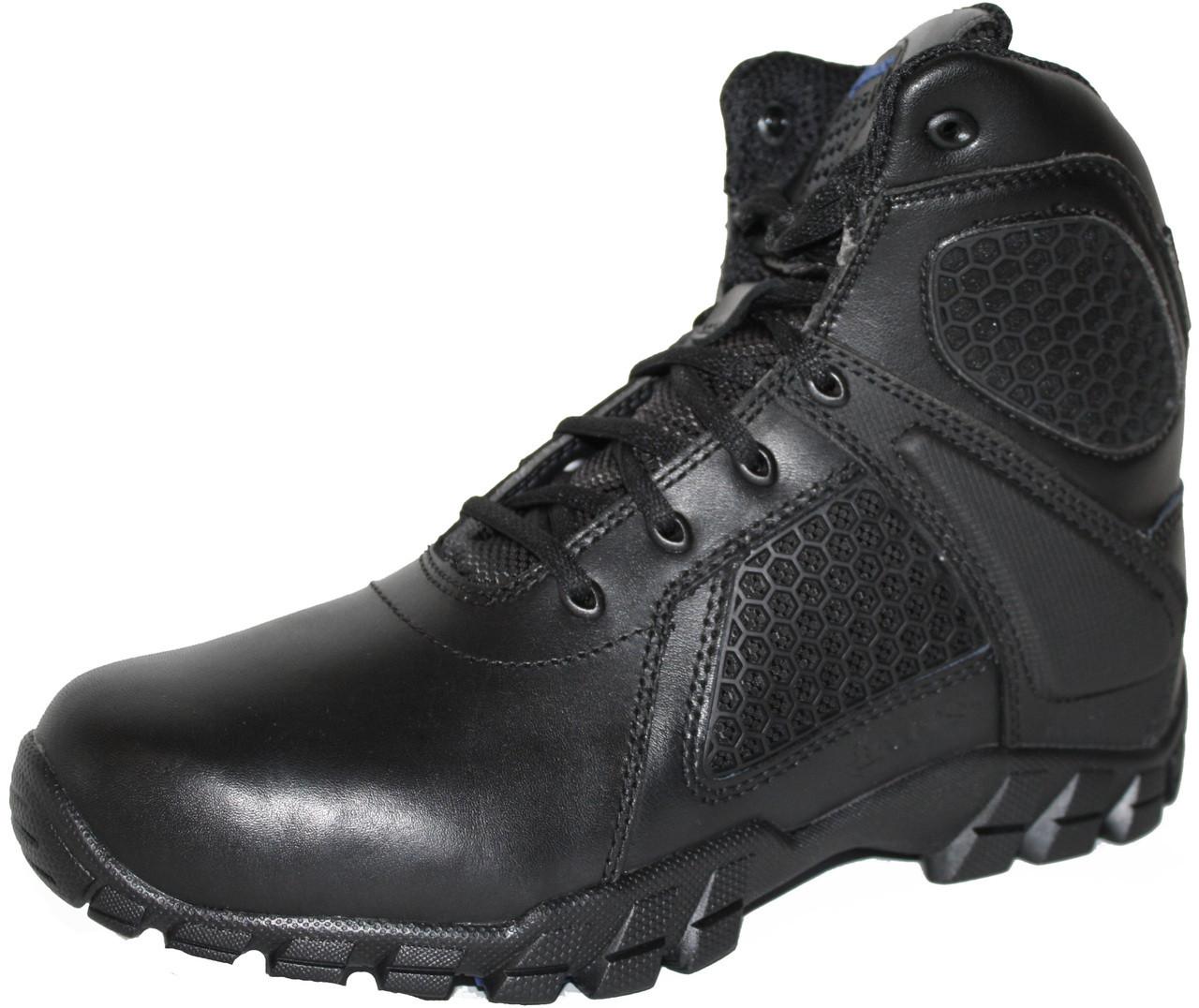279cea756a6 Bates 7006-B Mens 6 Inch Strike Side Zip Waterproof Tactical Boot