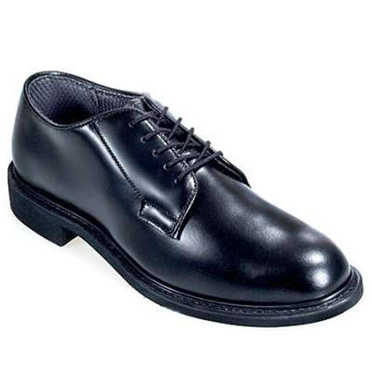 Bates 769-B Womens USA Made Black Leather Uniform Shoes - Boots Plus ... 5255c530a