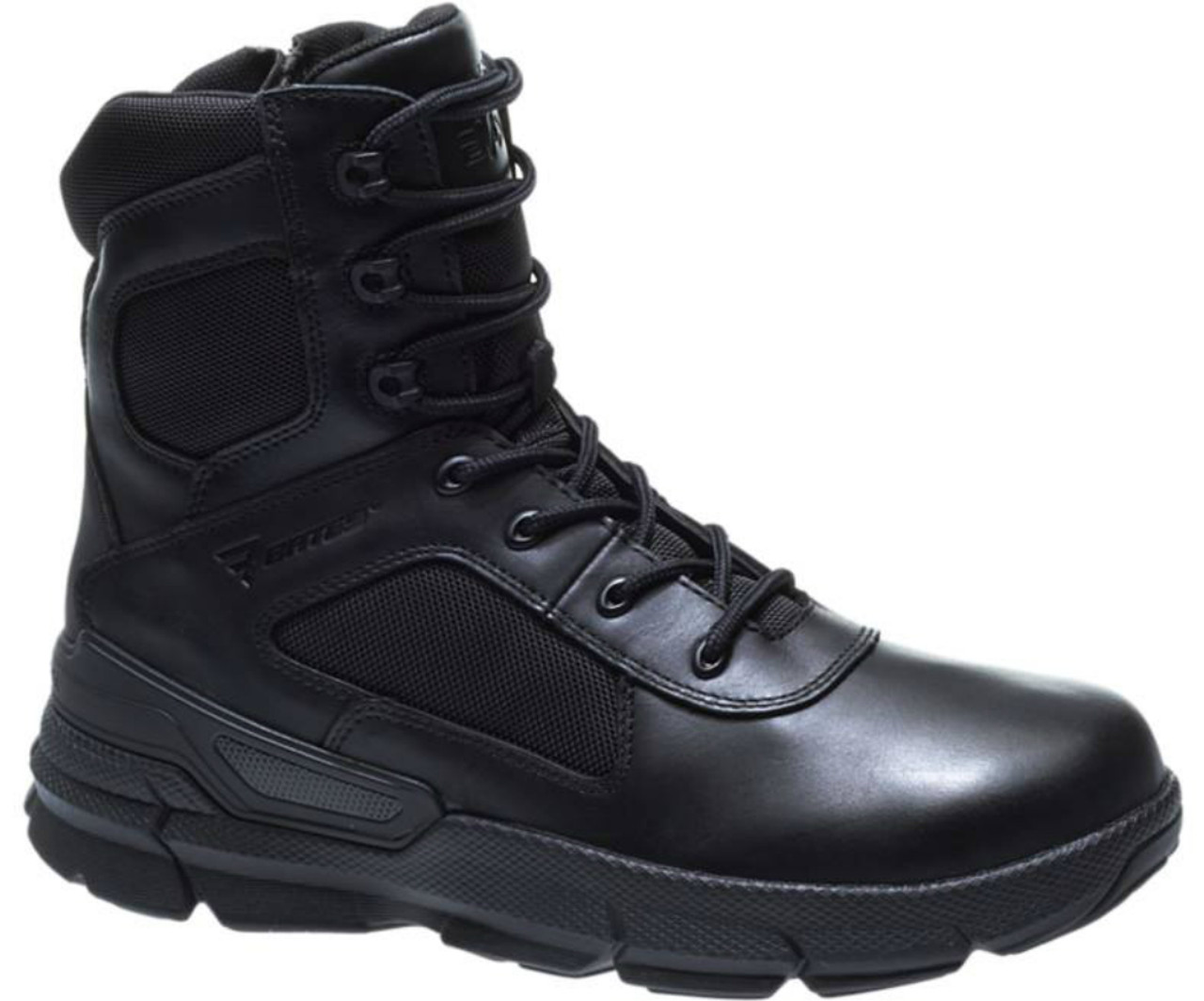 low priced 53c9c 933f9 Bates 7110 Mens Rage Waterproof Side Zip Tactical Boot