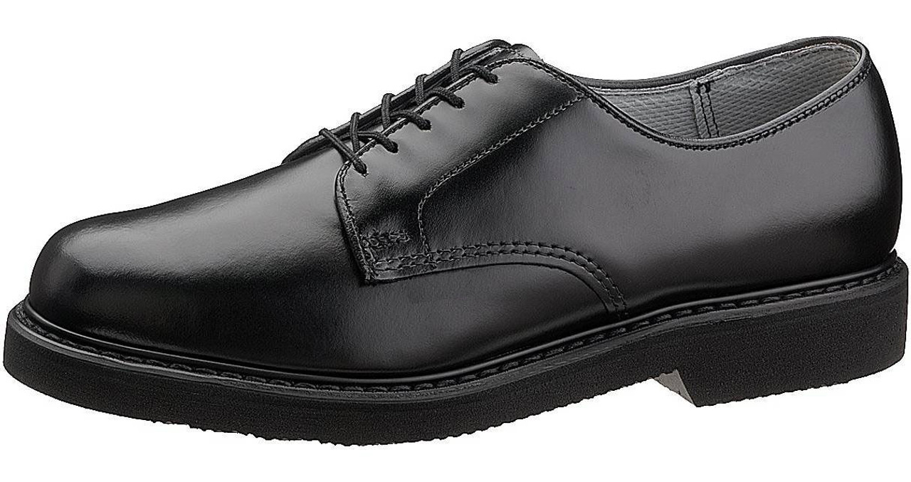 ebfaffdb9a12 Bates 56-B Mens Lites Leather Postal Oxford Shoes Made in USA ...