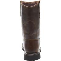 Wolverine W10084 Mens Brek Waterproof Steel-Toe Electrical Hazard Wellington Boot
