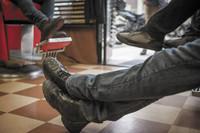 Bates 8805 Mens Beltline Performance Motorcycle Boot