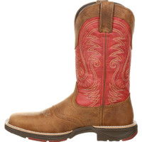 Durango DDB0136 Mens UltraLite Camel/Cayenne Saddle Western Boot
