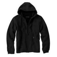 "DRI Duck 9570 Ladies' ""Wildfire"" Full-Zip Powerfleece Jacket Black"