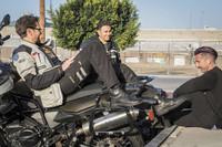 Bates 8800 Mens SP500 Adrenaline Performance Motorcycle Boot