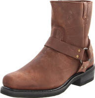 Bates 44109 Mens Riding Collection Big Bend Zip On Harness Boot