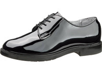 Bates 742-B Womens Durashocks High Gloss Oxford Shoe