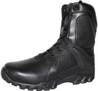 Bates 7008 Mens 8 Inch Strike Side Zip Waterproof Tactical Boot
