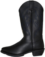 Bates 44120 Mens Bozeman Western Style Motorcycle Boot