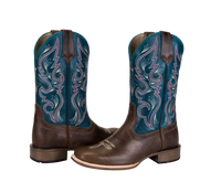 Noble 66032-125 Womens All-Around Autumn Square Toe Boot